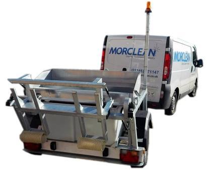 About UK supplier of wheelie bin washing equipment